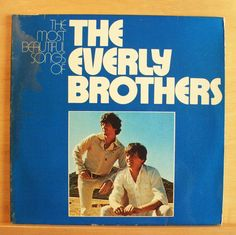 THE EVERLY BROTHERS - The most beautiful Songs - Vinyl 2-LP Wake up little Susie