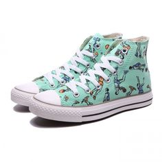 16ff0b9aca41 Converse Shoes Green Chuck Taylor All Star Sports Men Womens Classic Canvas  High Top Sneakers Cheap
