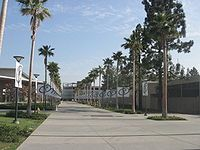 Fullerton, California