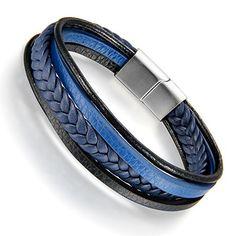 Flongo Edelstahl Leder Echtleder Armband Armreifen Kordel... https://www.amazon.de/dp/B0727N6QV2/ref=cm_sw_r_pi_dp_x_O3Mhzb6SG2ZBX