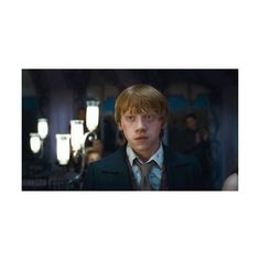 Rupert Grint Photo - Harry Potter and the Deathly Hallows Part 1 Photo ❤ liked on Polyvore featuring harry potter, rupert grint, harry potter pictures, harry potter stuff and hp