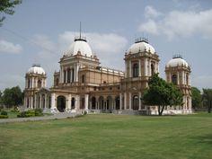 Дворец Нур-Махал, Пакистан