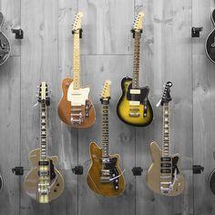 REVEREND GUITARS FAMILY  #guitar #guitarra #guitarist #guitars #guitarporn #txirula #txirulamusik #reverendguitars #reverend