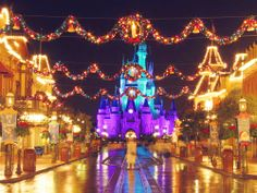 disney world at christmas #CatalogsBigRedBow