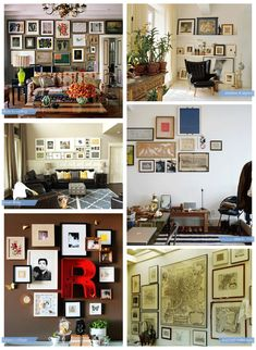 I love prints, paintings, photographs, and I love hanging them on our walls. We have quite the collection of artwork and it's forever growing. I find it strange when you are in the process of movin...