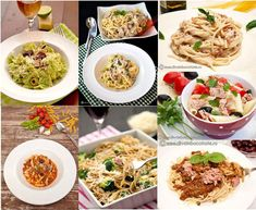 20 RETETE IN 30 MINUTE | Diva in bucatarie Pasta Salad, 30th, Seafood, Food And Drink, Cook, Ethnic Recipes, Salads, Crab Pasta Salad, Sea Food