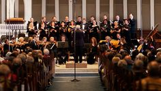 "The Washington Bach Consort: ""The Virtuoso Bach"" @ National Presbyterian Church (Washington, DC)"