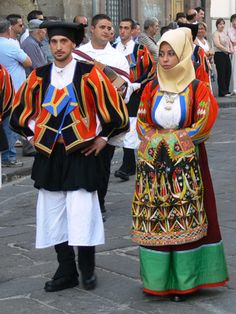 039-Costumi tradizionali dei comuni della Sardegna Orgosolo