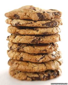 Jacques Torres's Secret Chocolate Chip Cookies