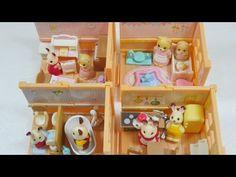 シルバニア ガシャポン, Epoch Sylvanian Families Gashapon, Capsule Toy, 실바니안 갸사폰 미니어쳐 캡슐토이 - YouTube