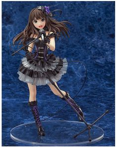 31.85$  Watch here - http://alihz7.shopchina.info/go.php?t=32475548299 - THE IDOLM@STER Cinderella Girls SHIBUYA RIN 1/8 Scale Painted PVC Figure Collectible Model Toy  #buyonlinewebsite