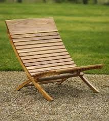 Resultado de imagem para cadeira de descanso lona e madeira
