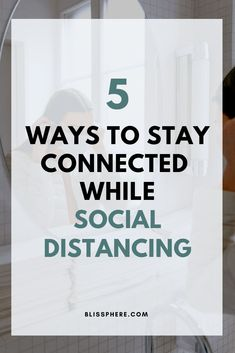 During a time when people are staying home and social distancing, maintaining our social connections remain as important as ever. #socialdistancing #convid19 #stayhome Relationship Questions, Relationship Advice, Family Bonding, Write It Down, Awesome Mom, Family Night, Mom Hacks, Alternative Health, Lifestyle Changes