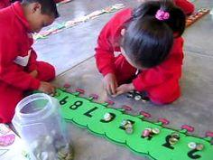 ¿Qué es? un tutorial ¿Para que sirve? te muestra como enseñarle a los niños a contar ¿Qué actividades podrían apoyar la formación académica? el reforzamiento del numero ¿Qué se necesita para poder sacar provecho de esta herramienta?  acoplarlo a tus conocimientos y a las necesidades del niño ¿Qué rol juega en el proceso de aprendizaje? practica ¿Costo? no Kids Rugs, Videos, Classroom Ideas, To Tell, Pink, 3 Year Olds, Addition And Subtraction, Kid Friendly Rugs, Video Clip