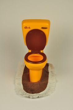toilet/sindy/vintage/furniture