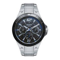 555e051ae73 Relógio Orient Masculino MBSSM061 PASX. Relogio OrientOs OriginaisMercado  ...
