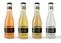 Drinks: Sparkling drink made from a junmai sake base. Comes in a rainbow of flavors, too. Ginger Mango, Yuzu Citrus, Green Tea, and Asian Pear. #saveur #dinnerparty