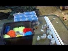 DIY Pond filter system - YouTube