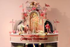 The Christmas Wonerland Toy Store by Lemax. I hand paint these. Click the picture to go to my eBay site where I sell them throughout the year.