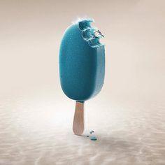 海事開放日。雅馬哈海事開放日廣告——品味海洋的味道。海之碧藍,海之清爽,海之夏日氣息,在一支海藍海藍的雪糕上恣意揮灑。  海的激情,海的活力,海的迷人,在一口咬下去的雪糕印記上變成波濤澎湃、海豚逐浪,巧妙地傳達出來。來自雅馬哈海事開放日的宣傳,有木有聽見大海的聲音?(好想咬一口)