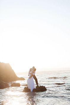 beach wedding, trash the dress, www.annenunnphotography.com