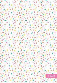 Confetti Sprinkles Pattern by k.becca at Creative Market Confetti Background, Confetti Wallpaper, Printable Scrapbook Paper, Cute Patterns Wallpaper, Iphone Background Wallpaper, Note Paper, Pretty Wallpapers, Vector Pattern, Free Pattern
