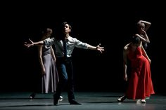 The Lost Dance Oregon Ballet Theater Javier Ubell