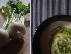 - VANIGLIA - storie di cucina: vellutata di rape bianche e noci