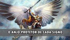 Conheça o Anjo da Guarda do Seu Signo: ÁRIES: ANJO SAMUEL Guerreiros e protetores, os arianos contam com a proteção do Arcano Samuel, um anjo ligado às lut