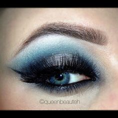 LOLO Moda: Colorful eyes makeup 2013 trends