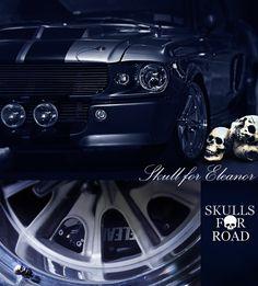 skulls for eleanor by skullsforroad Skulls, Bmw, Vehicles, Rolling Stock, Vehicle, Skull, Tools