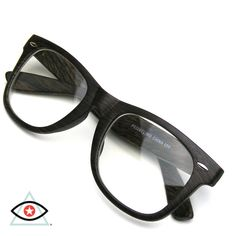http://emblemeyewear.com/collections/clear-lens-glasses/products/artistic-wood-print-nerd-indie-wayfarer-clear-lens-glasses