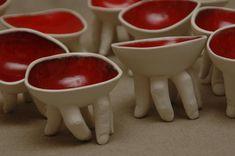 Ronit Baranga, Finger Bowls