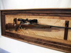 Gun Mounts On Pinterest Rifles Gun Cabinets And Gun Storage