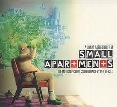 album cover art: per gessle - small apartments [04/2013]