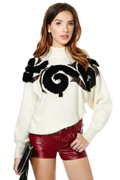 Turn Out Sweater