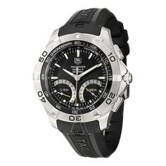 Tag Heuer Watches Men's Aquaracer Calibre S Watch CAF7010-FT8011