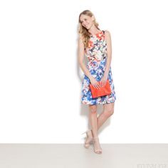 Love the color - great with demin jacket or cardigan