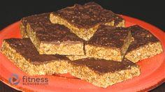 All Natural Quinoa Protein Energy Bars   Fitness Blender