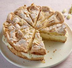 Zitronen-Sahne-Torte Rezept - [ESSEN UND TRINKEN]