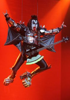 rock and roll demons | KISS Gene ~ The Demon