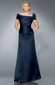 Resultado de imagen para vestidos de noche para mamá de novia