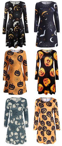 Halloween dresses for women