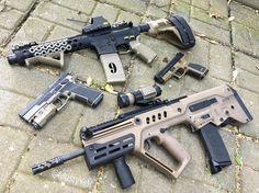 #Repost @mustyyeti  FDE Friday.  #MustyYeti #gun #guns #rifle #pistol #handgun #firearms #ar #ar15 #gunporn #gunsdaily #weaponsdaily #dailybadass #gunfanatics #igmilitia #gunchannels #cz #9mm #ARpistol #pewpew #Merica #Badassery #tavor #556 by hashtagtical