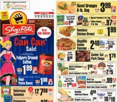 ShopRite Coupon Deals this week