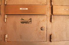 Boîte 36 - Julie Jacquot   #photo #BoîteAuxLettres #LogementsCollectifs