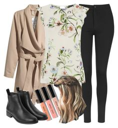 Alison Dilaurentis inspired outfit by liarsstyle on Polyvore featuring polyvore, moda, style, Warehouse, H&M, Topshop, Monki, Bobbi Brown Cosmetics, fashion, clothing, school, travel, college, comfortable and WF