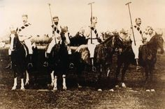 The first official match in Argentina took place in where the sport of polo was introduced by Irish ranchers at Shennan's Estancia. Days Of The Year, Irish, Polo, History, Sports, Argentina, Hs Sports, Polos, Historia