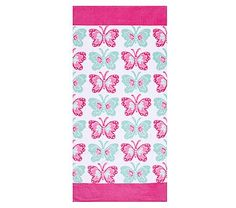 Ibiza Butterfly Beach Towel #pbkids