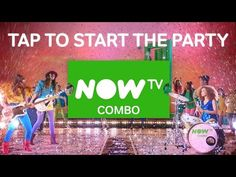 Introducing the no contract NOW TV Combo! The biggest TV shows in town, super reliable, unlimited broadband and our new smart box- all with no contract https. Ribbon Rose, Silk Ribbon, Smart Box, Start The Party, 9 Songs, Riddles, Quizzes, Tv Shows, Ads